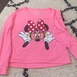 Disney Minnie Mouse long sleeve T-shirt